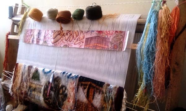فرش دستباف نقشه سنتی