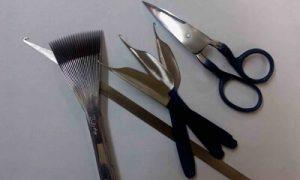 ابزار قالی بافی چیست