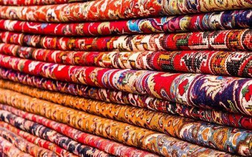 قالی دستباف ایرانی
